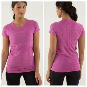 Lululemon Run: Swiftly Tech Short Sleeve Top